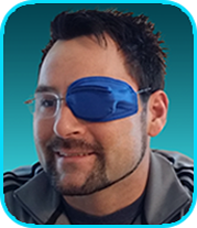 Framehuggers eye patch for adults