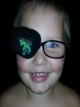 Braxton eye patch