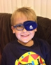eye patches for kids word by Kash