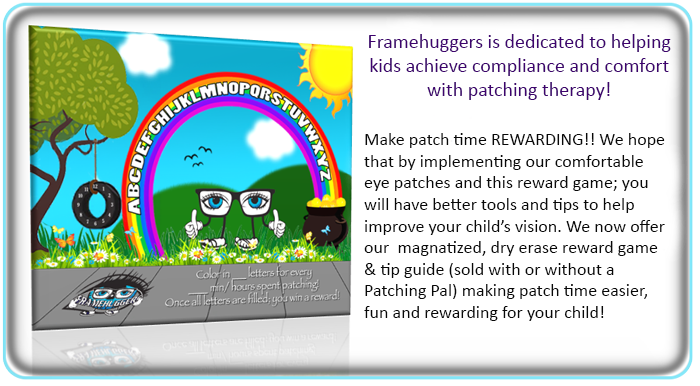 Framehuggers Reward Game